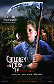 Children of the Corn IV: The Gathering (1996) poster