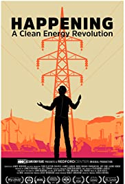 Happening: A Clean Energy Revolution Poster