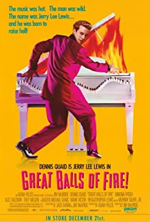 Poster Great Balls of Fire