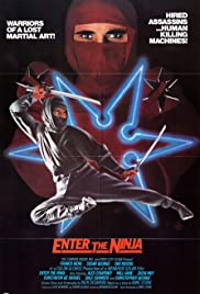 Enter the Ninja (1981) Poster - Movie Forum, Cast, Reviews