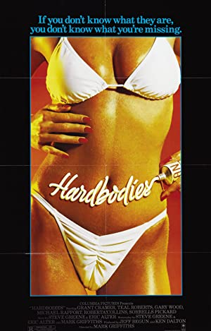 Hardbodies poster