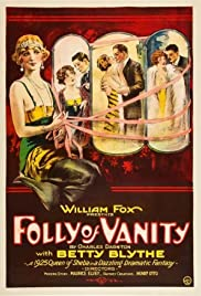 Folly of Vanity Poster