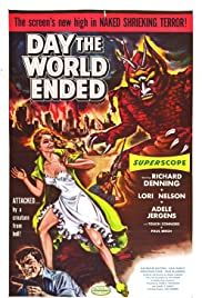 Day the World Ended (1955) Poster - Movie Forum, Cast, Reviews