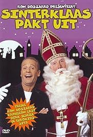 Sinterklaas pakt uit Poster