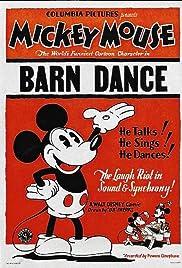 The Barnyard Broadcast Poster