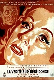 La vérité sur Bébé Donge(1952) Poster - Movie Forum, Cast, Reviews
