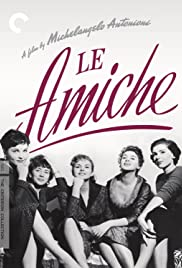 Le Amiche (1955) Poster - Movie Forum, Cast, Reviews