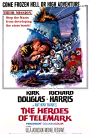 The Heroes of Telemark Poster