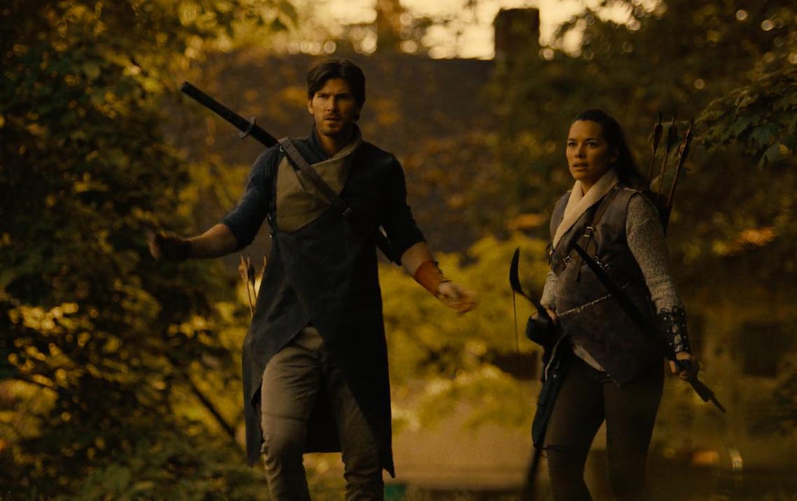 Van Helsing S02E01 – Began Again, serial online subtitrat în Română