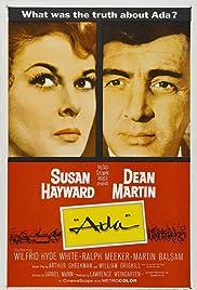 Ada(1961) Poster - Movie Forum, Cast, Reviews