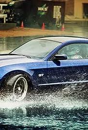 Mustang Drift Poster