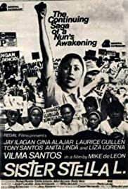 Sister Stella L. Poster