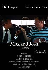 Max and Josh Poster
