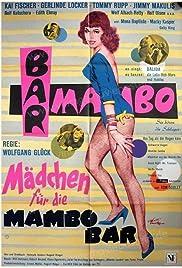 Mädchen für die Mambo-Bar Poster