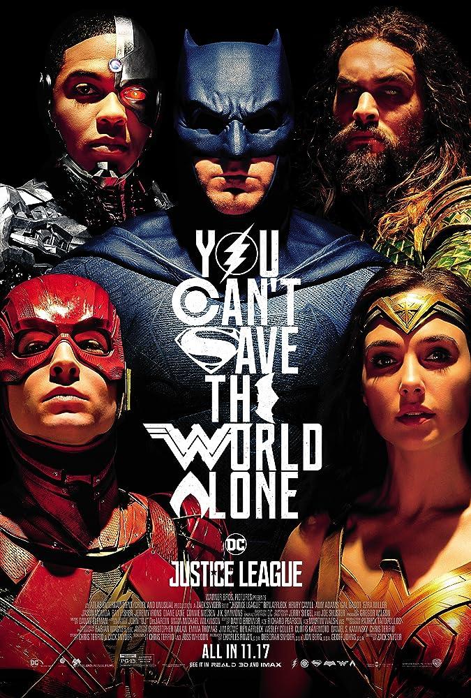 JUSTICE LEAGUE - Official Heroes Trailer - 2017 - Director: Zack Snyder - Stars: Ben Affleck, Gal Gadot, Jason Momoa