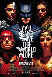 Justice League HDRip (2017)