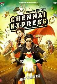 Chennai Express(2013) Poster - Movie Forum, Cast, Reviews