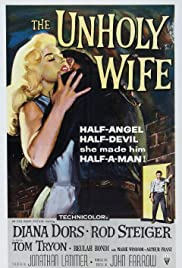 The Unholy Wife (1957) Poster - Movie Forum, Cast, Reviews