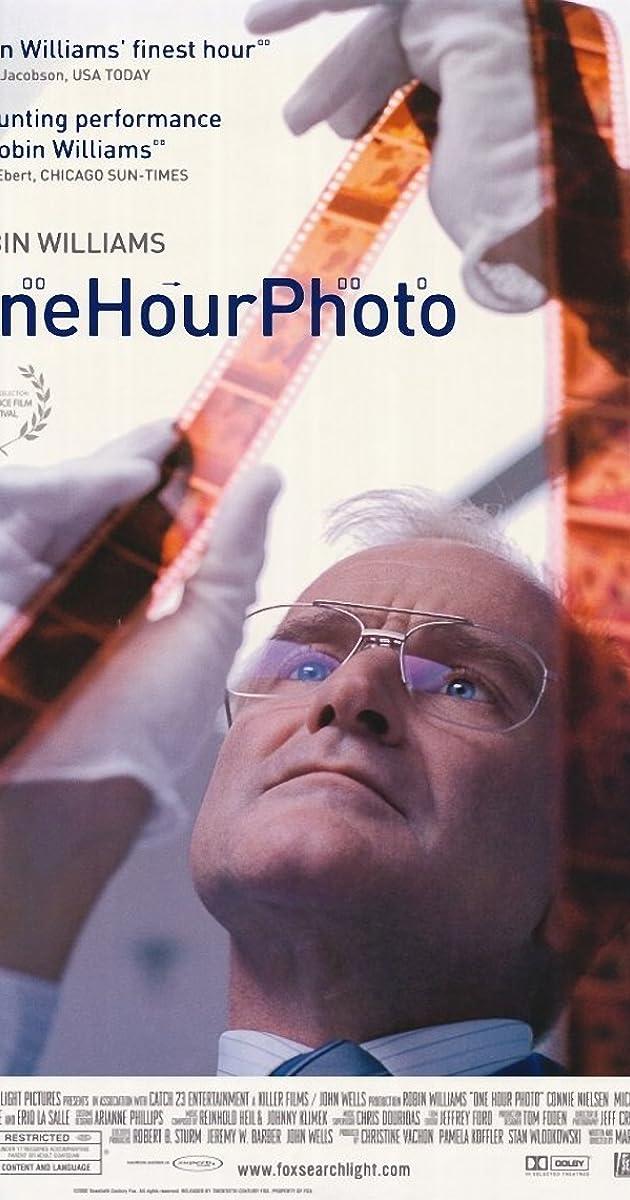 Nuotrauka per valandą / One Hour Photo (2002)