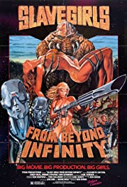 Slave Girls from Beyond Infinity Poster
