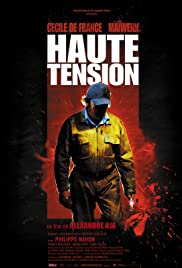 High Tension (2003) Poster - Movie Forum, Cast, Reviews