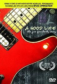 A Good Life: The Joe Grushecky Story Poster