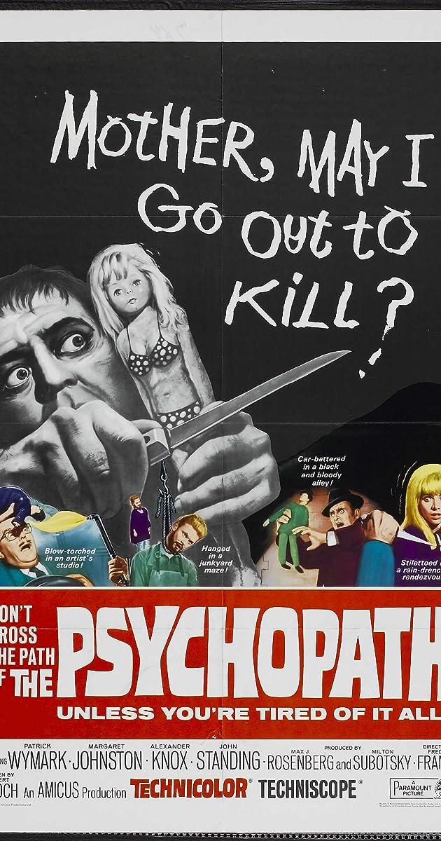 The Psychopath (1966) ...