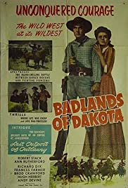 Badlands of Dakota Poster