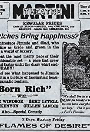 Born Rich Poster