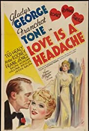 Love Is a Headache Poster