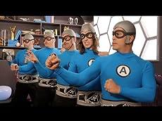 The Aquabats! Super Show!: Season One