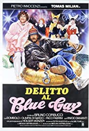 Cop in Drag Poster