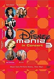 Disneymania 3 in Concert Poster