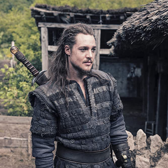 Alexander Dreymon in The Last Kingdom (2015)