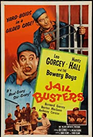 Jail Busters (1955) Poster - Movie Forum, Cast, Reviews