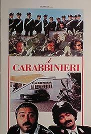 I carabbinieri Poster
