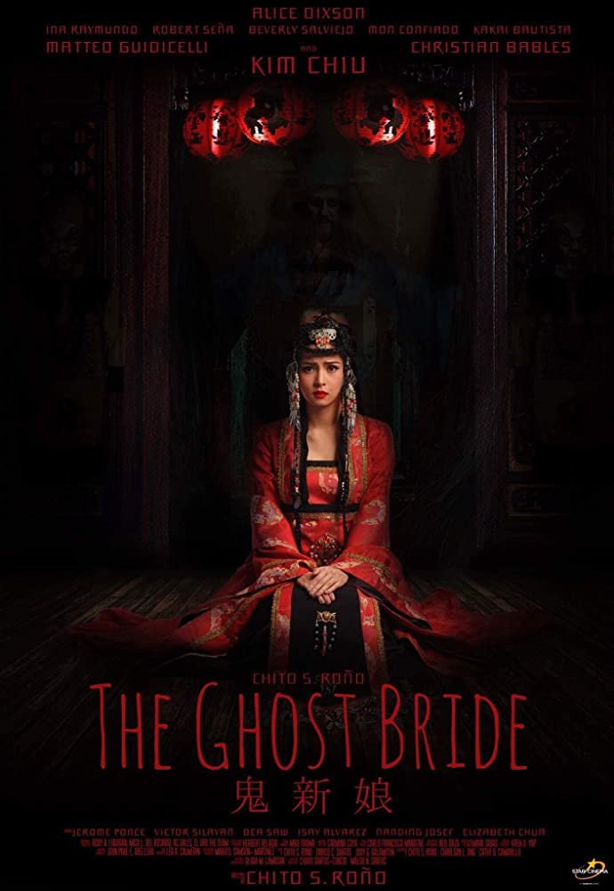 The Ghost Bride (2017) HDRip