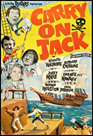 Carry On Jack Poster
