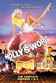 Holly's World Poster - TV Show Forum, Cast, Reviews