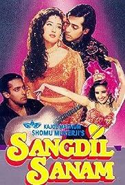 Sangdil Sanam Poster