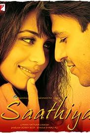 Saathiya Poster