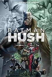 Batman: Hush poster