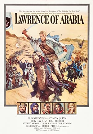 Lawrence de Arabia -