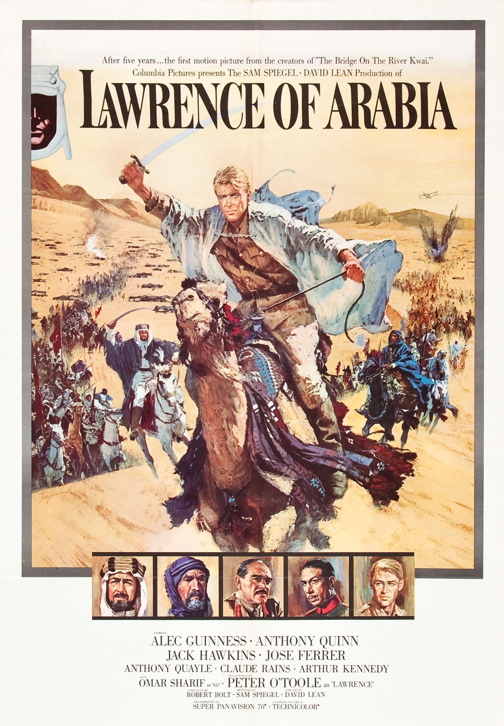 image Lawrence of Arabia Watch Full Movie Free Online