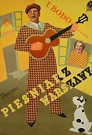 Piesniarz Warszawy Poster