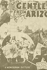 The Gentleman from Arizona Poster