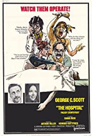 The Hospital (1971) Poster - Movie Forum, Cast, Reviews