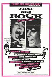 That Was Rock Poster
