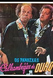 Os pankekas E o Calhambeque de Ouro Poster