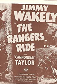 The Rangers Ride Poster